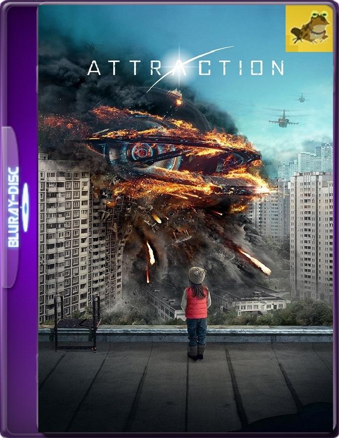 Attraction: La Guerra Ha Comenzado (2017) Brrip 1080p (60 FPS) Latino / Ruso