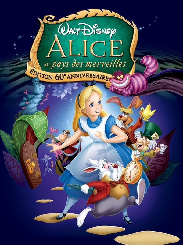 Alice Au Pays Des Merveilles 1951 MULTi 1080p BluRay HDLight x265-H4S5S