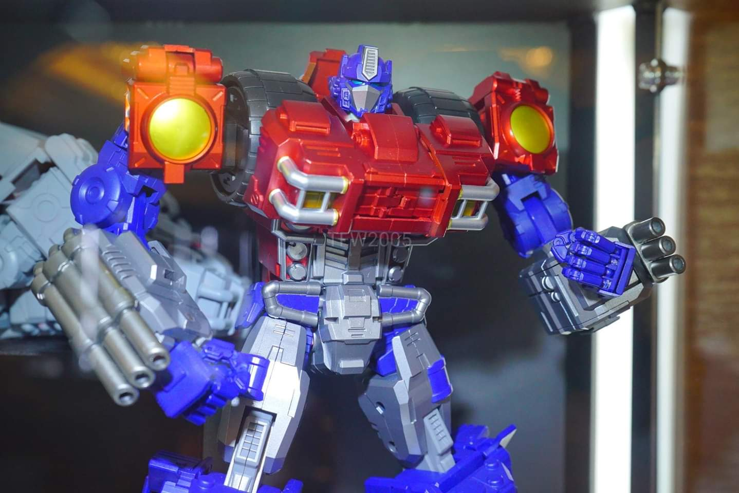 [Civil Warrior] Produit Tiers - General Grant - aka Optimus War Within IDW KqBw2UVm_o