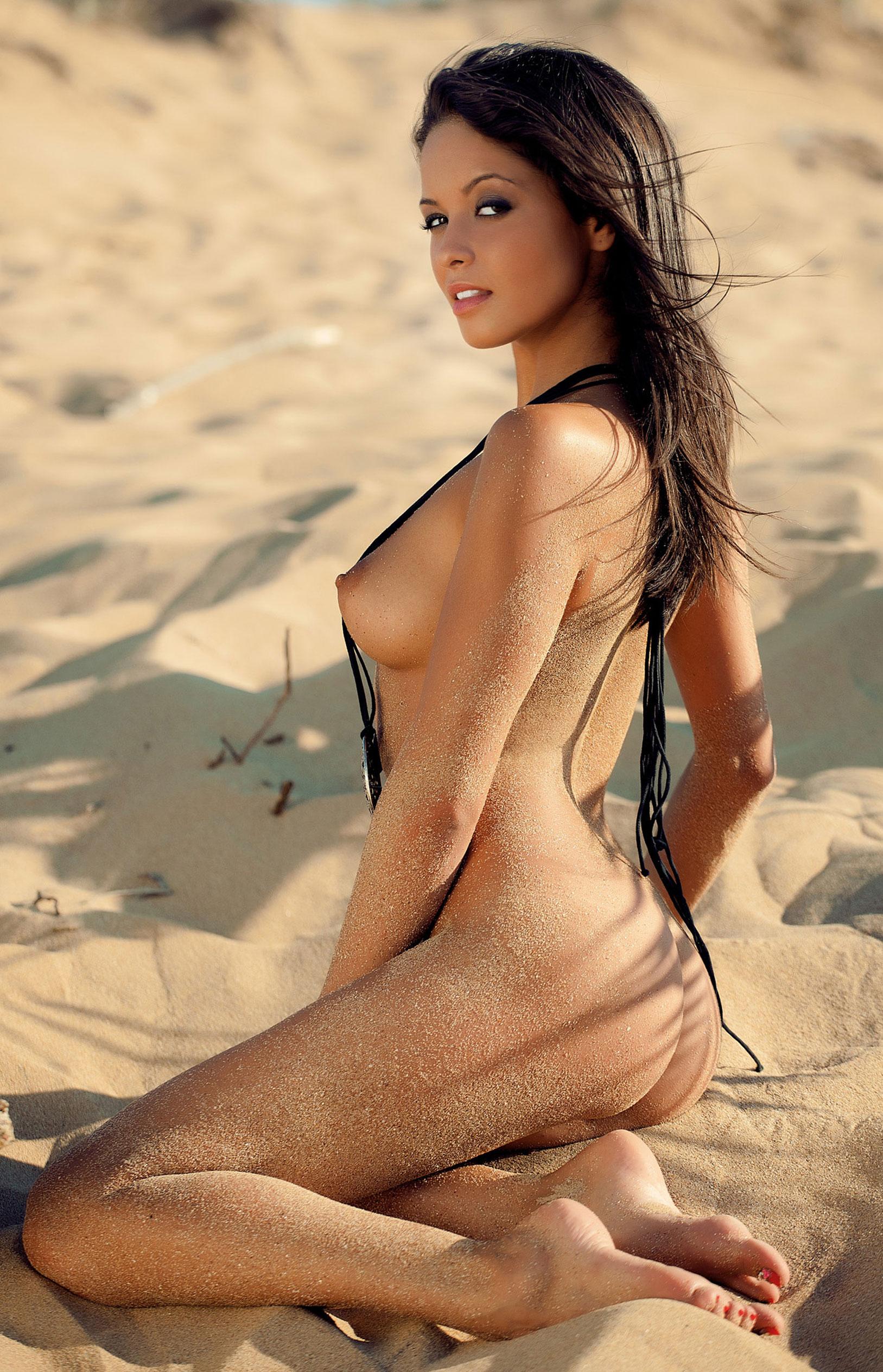 Благовеста Бонбонова - Девушка месяца в Playboy Германия, март 2013 / фото 11