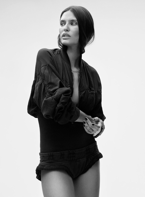 Bianca Balti by Raf Stahelin - L'Express Style Magazine may 2016