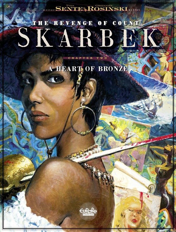 The Revenge of Count Skarbek 01-02