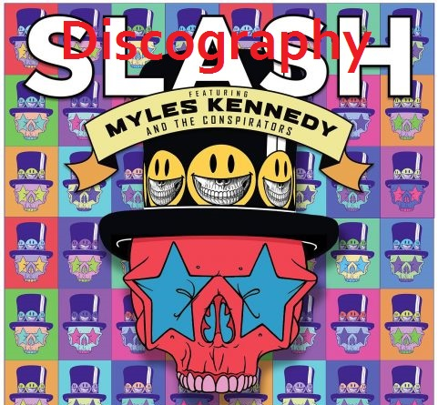Slash – Discography / Discografia (2009-2018) .Mp3 -320Kbps
