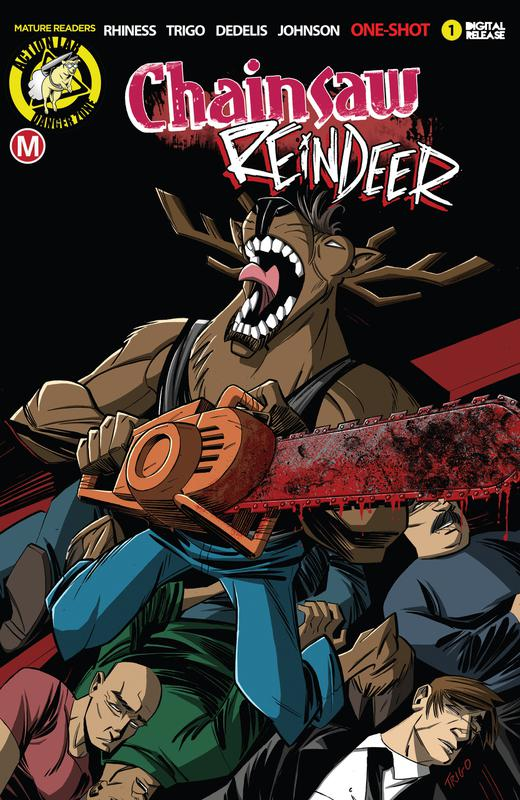 Chainsaw Reindeer (2019)