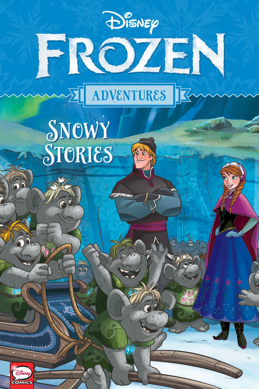 Frozen Adventures - Snowy Stories (2020)