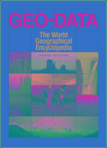 Geo-Data - The World Geographical Encyclopedia 3rd Edition