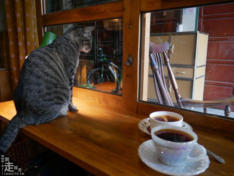 復古 咖啡廳 祕氏咖啡 台南