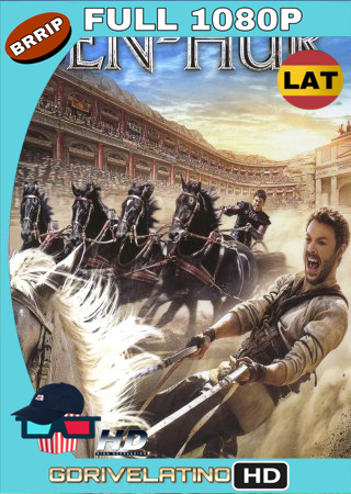 Ben-Hur (2016) BRRip Full 1080p Audio Trial Latino-Castellano-Ingles MKV
