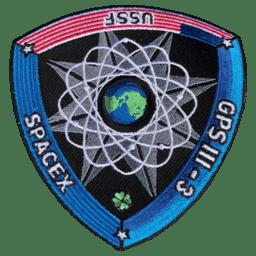 GPS III SV03 (Columbus) patch