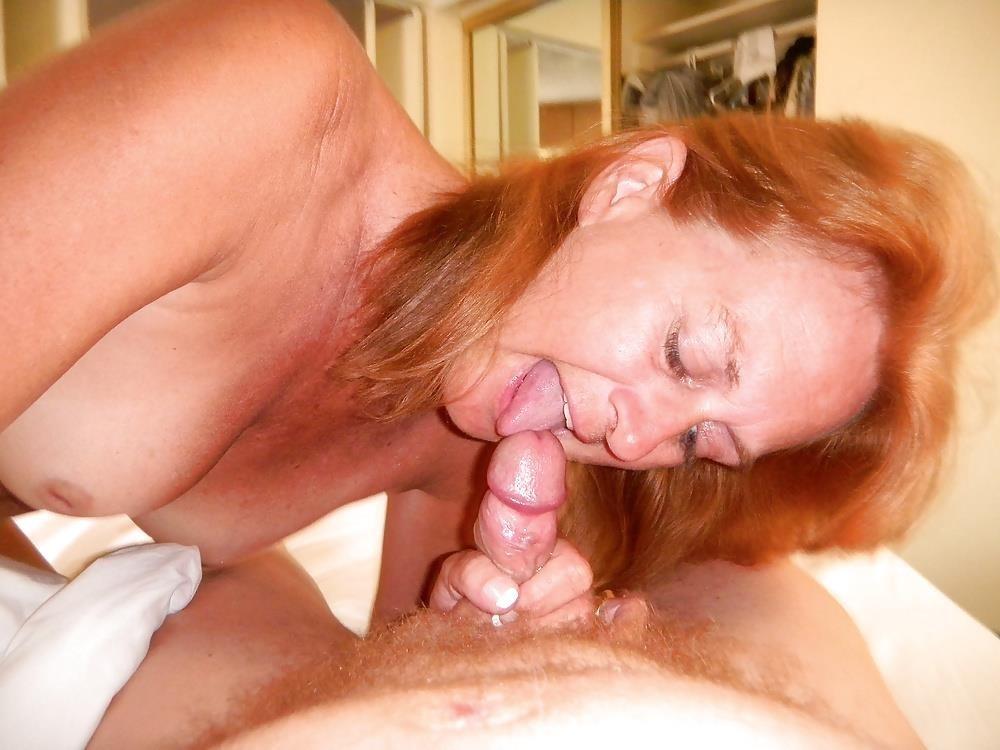 Amateur mature milf blowjob-9820