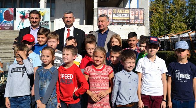 Simultan la șah de hramul municipiului Chișinău 2019