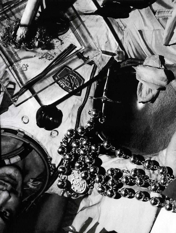 В шкуре Джона Гальяно / Саша Пивоварова, фотограф Питер Линдберг / фото 09