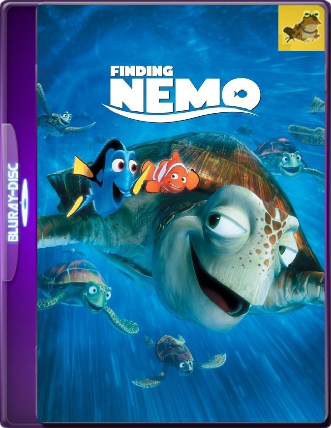 Buscando A Nemo (2003) Brrip 1080p (60 FPS) Latino