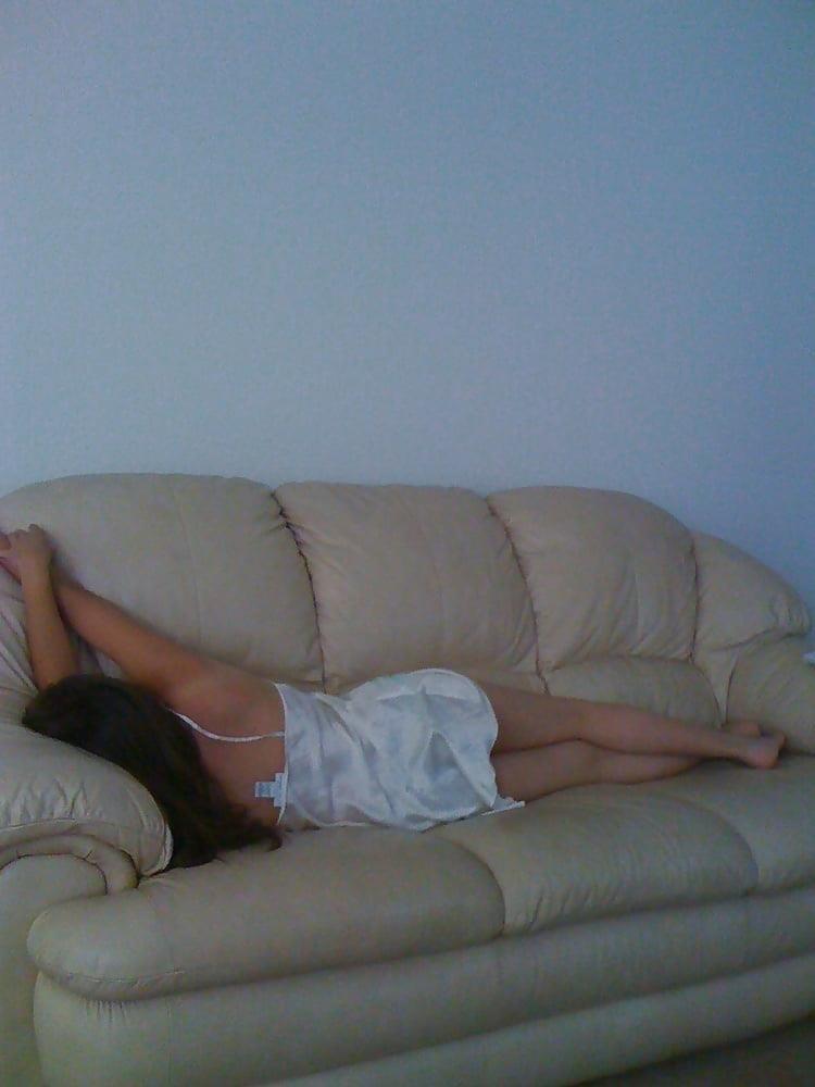Wife asleep naked-4514