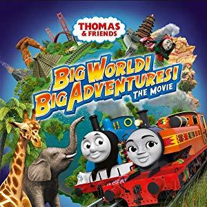Thomas and Friends Big World Big Adventures 2018 WEBRip x264-ION10
