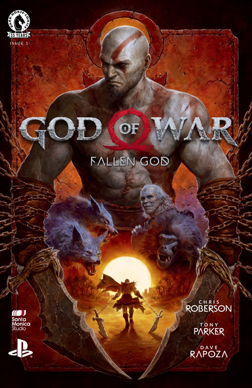 God of War - Fallen God #1-2 (2021)