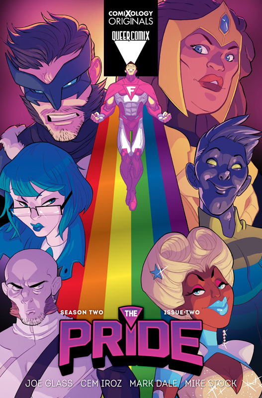The Pride Season Two #1-2 (2019)