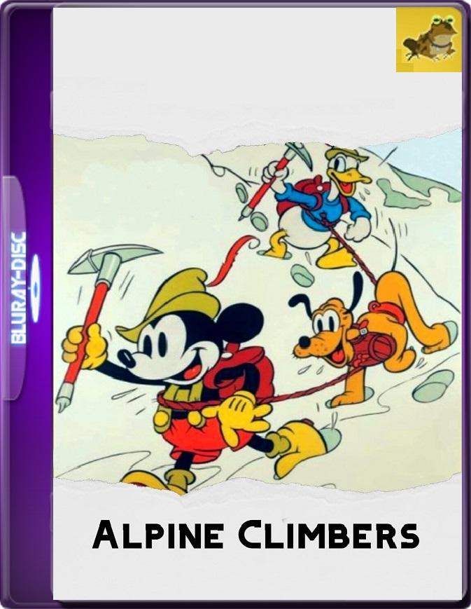 Mickey Mouse: Los Alpinistas (1936) WEB-DL 1080p (60 FPS) Latino