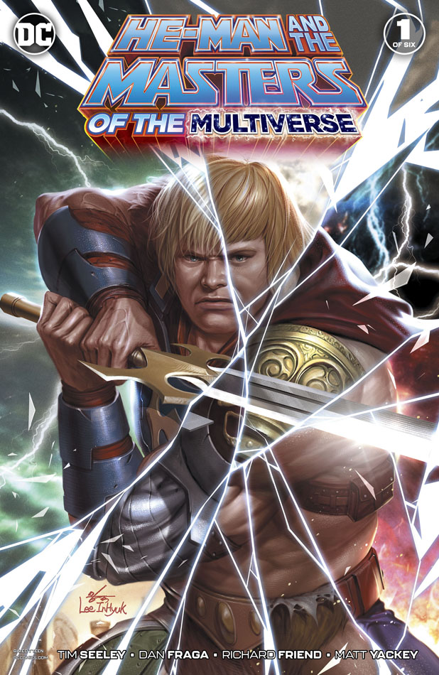 He-Man and the Masters of the Multiverse #1-6 (2020) Complete