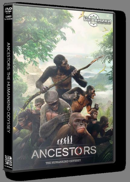 Ancestors: The Humankind Odyssey (RUS|ENG|MULTI13) [RePack] от R.G. Механики