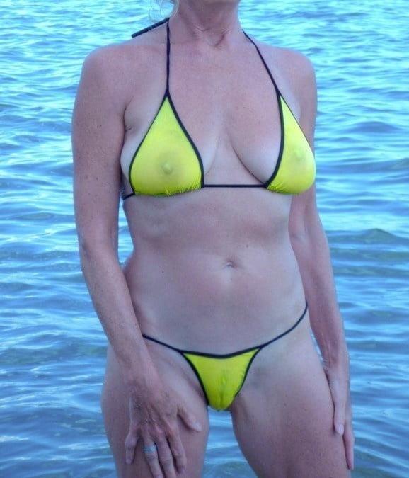 Mature amateur bikini pics-6362