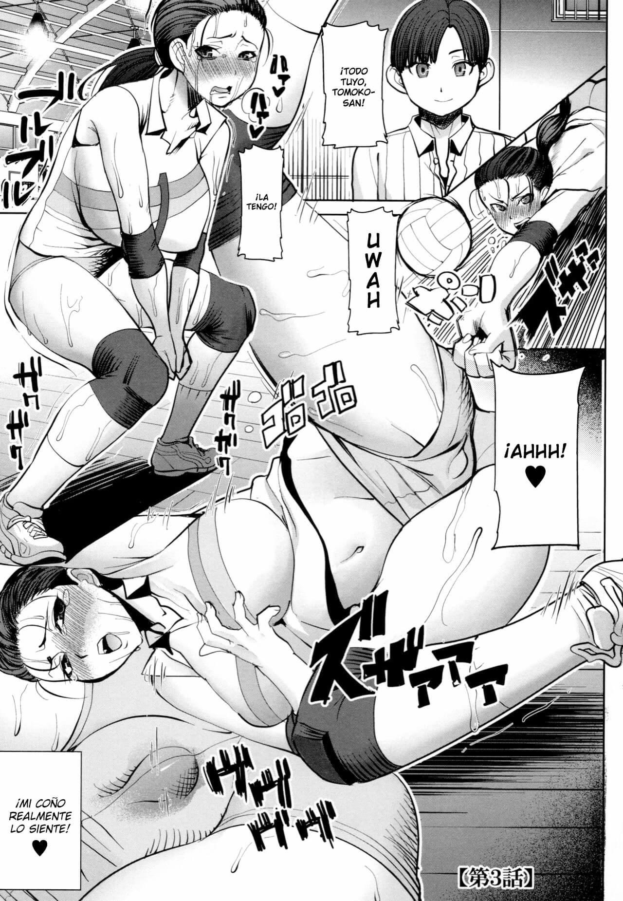 Asahina Ikka Netorareta Haha Tomoko Cap 1-3 - 48