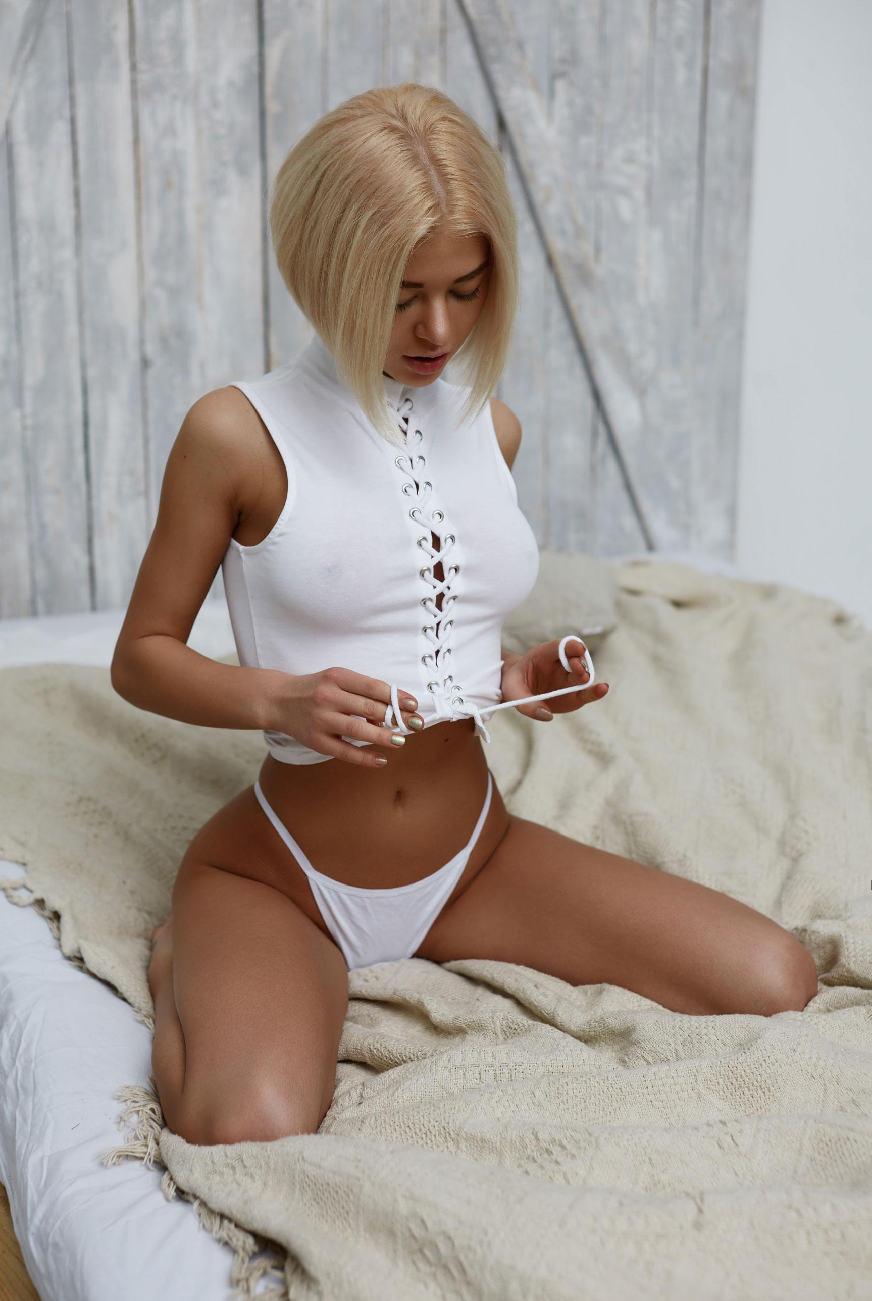 Жанна Павлова / Janna Pavlova by Dmitriy Lobanov