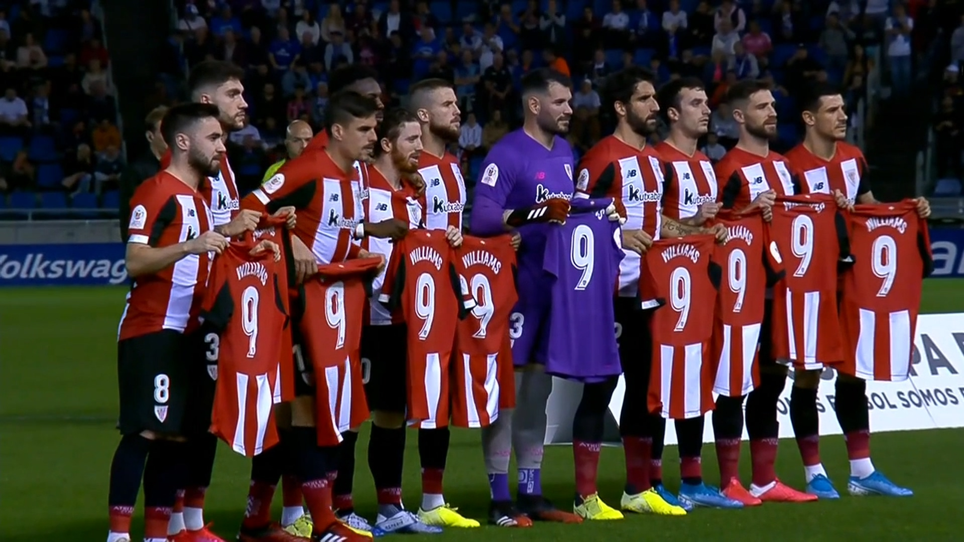 Copa del Rey 19/20 R16 - Tenerife vs Athletic Club Bilbao ...