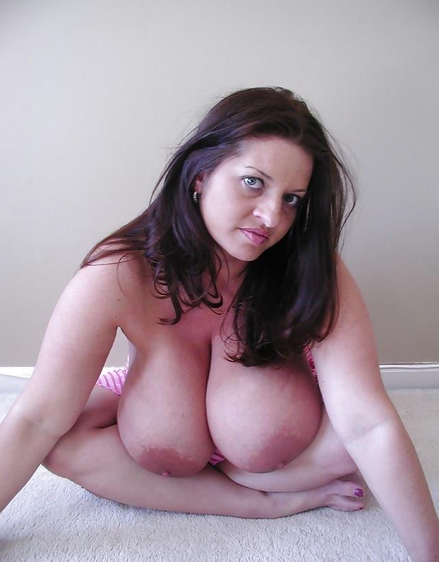 Big natural tits big nipples-7632