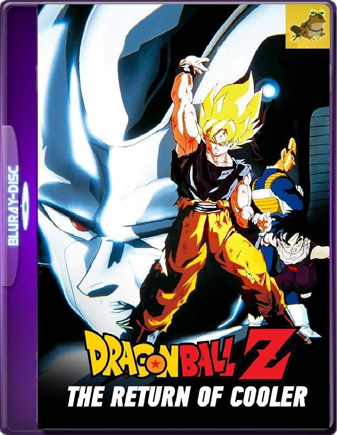 Dragon Ball Z: Los Guerreros Más Poderosos (1992) Brrip 1080p (60 FPS) Latino