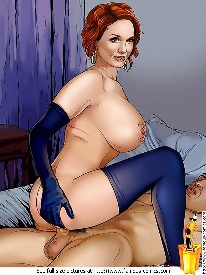 Celebrity cartoon porn-6424
