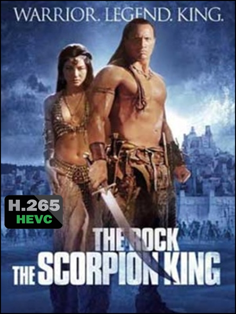 Król Skorpion # 1 / The Scorpion King # 1 (2002) BDRip.HEVC.H265.AC-3.1080p.MDA / LEKTOR