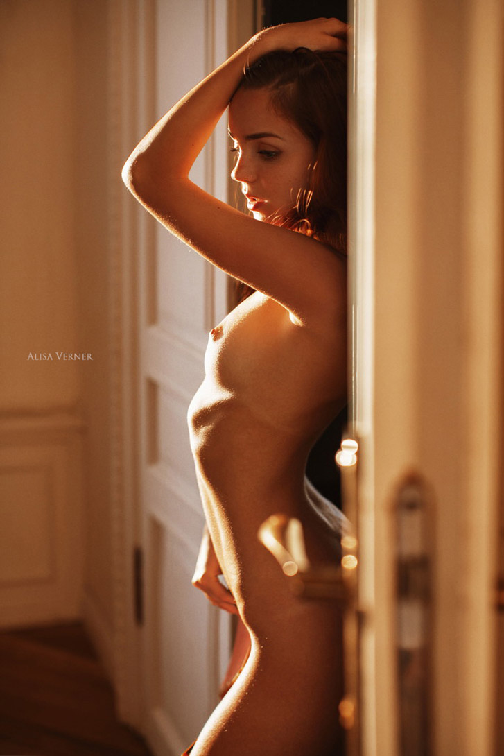 Катерина Шержукова / Katherin Sher nude by Alisa Verner