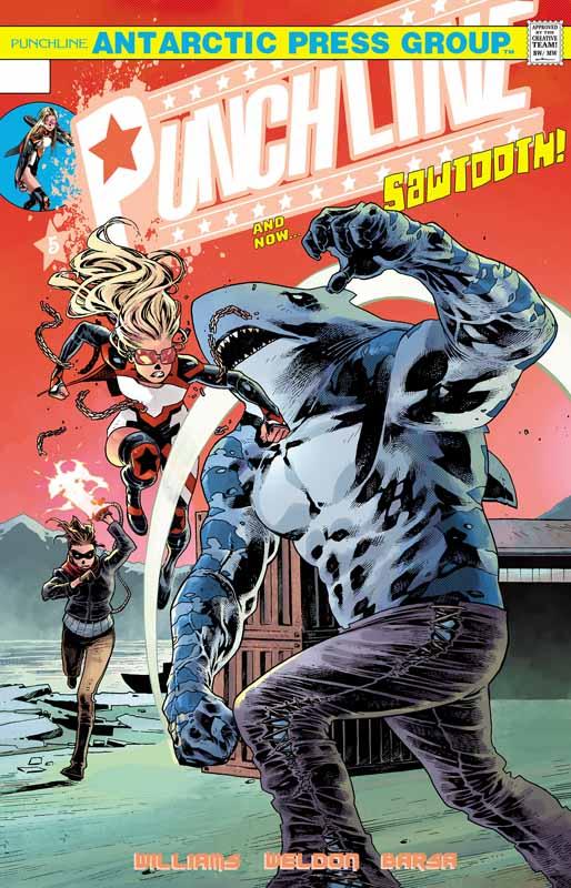 PunchLine #1-11 (2019-2020)