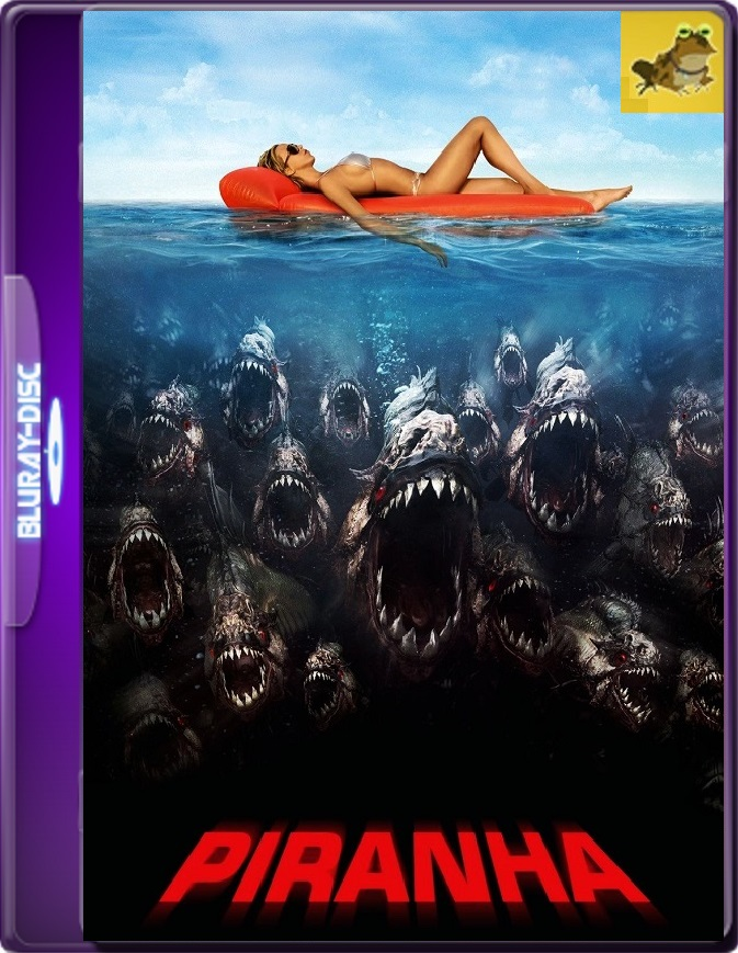 Piraña 3D (2010) Brrip 1080p (60 FPS) Latino / Inglés