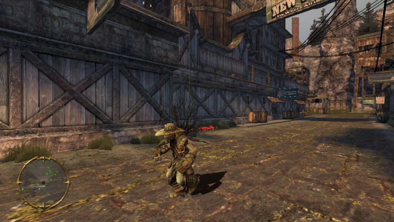 Oddworld: Stranger's Wrath HD Captura 3