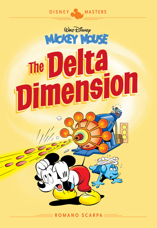 Disney Masters v01 - Mickey Mouse - The Delta Dimension (2018)