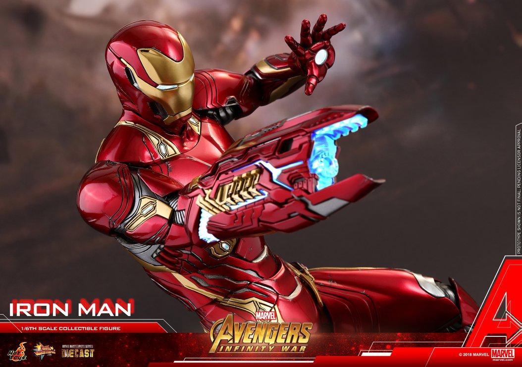 Avengers - Infinity Wars - Iron Man Mark L (50) 1/6 (Hot Toys) GeAJ4Hjp_o