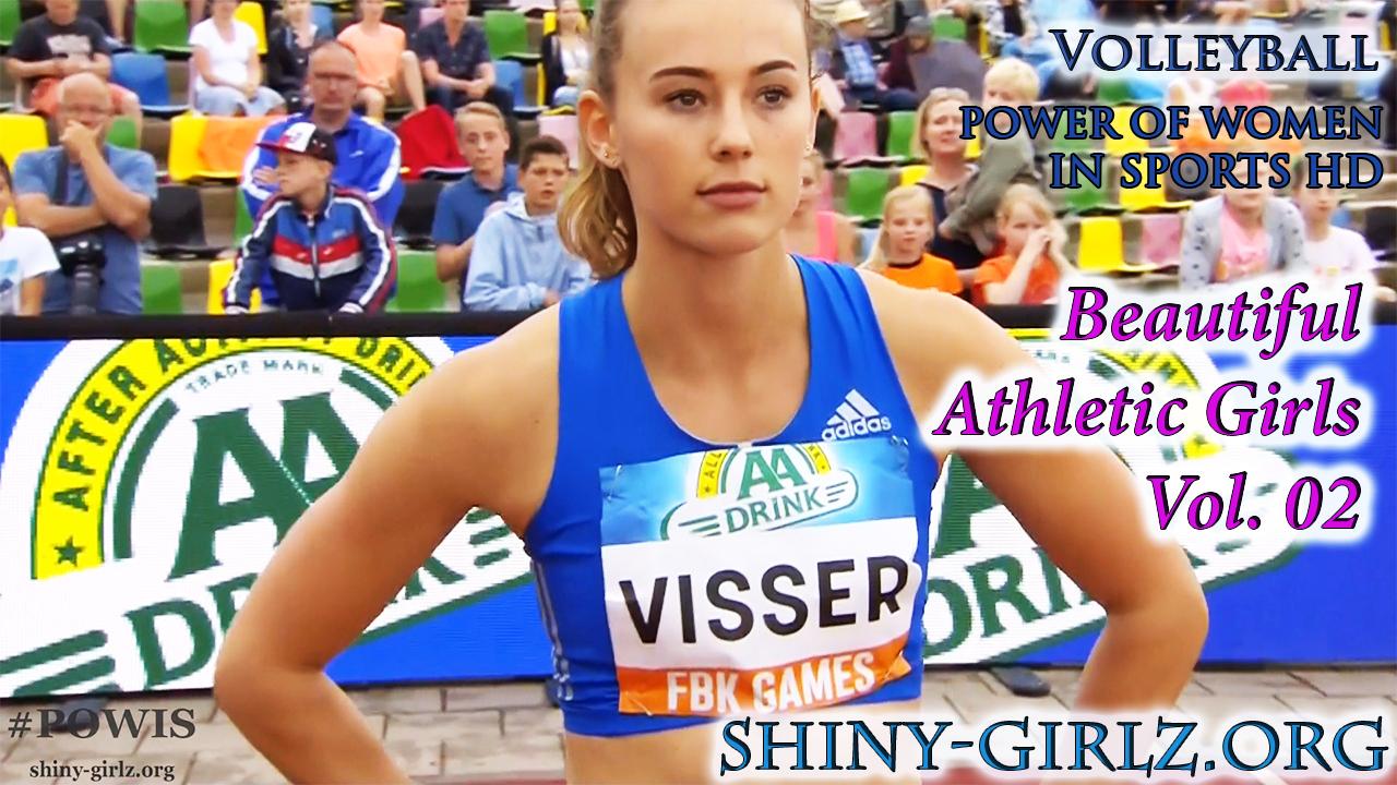 Beautiful Sport Girls 🏆 Athletics 🏆 Vol. 02