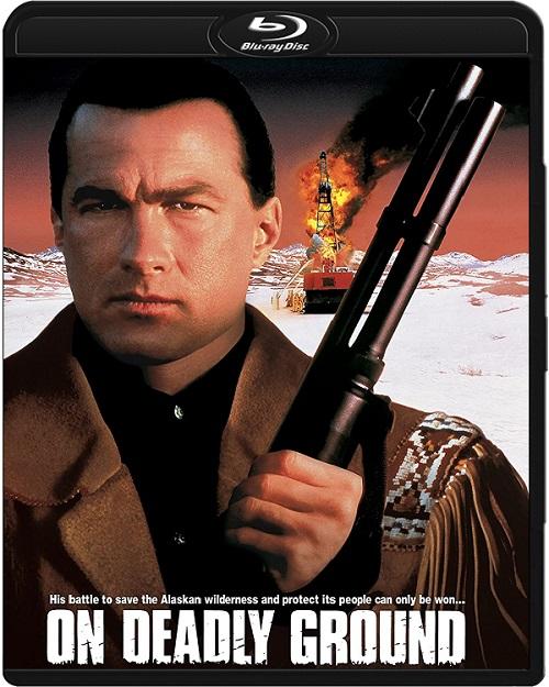 Na Zabójczej Ziemi / On Deadly Ground (1994) MULTi.720p.BluRay.x264.DTS.AC3-DENDA / LEKTOR i NAPISY PL