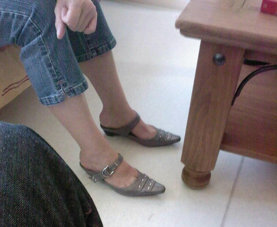 Mature feet pics-8454