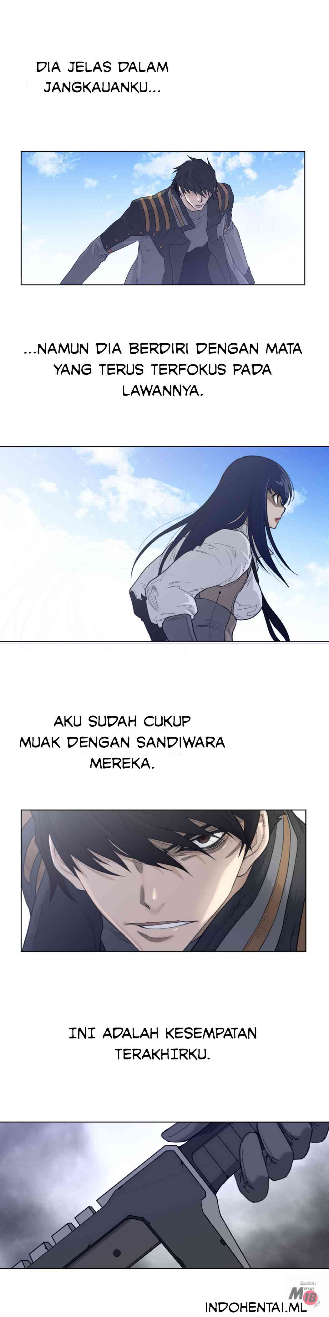 Perfect Half Bagian 102 Bahasa Indonesia