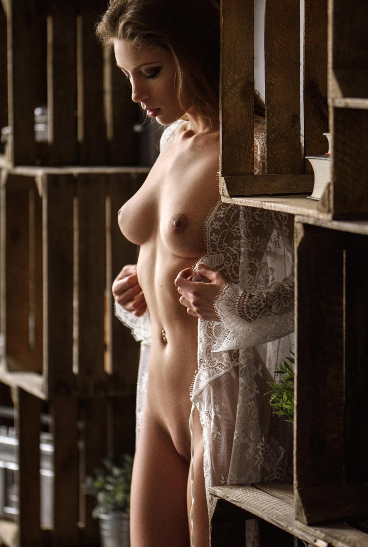 Miluniel nude by Sacha Leyendecher