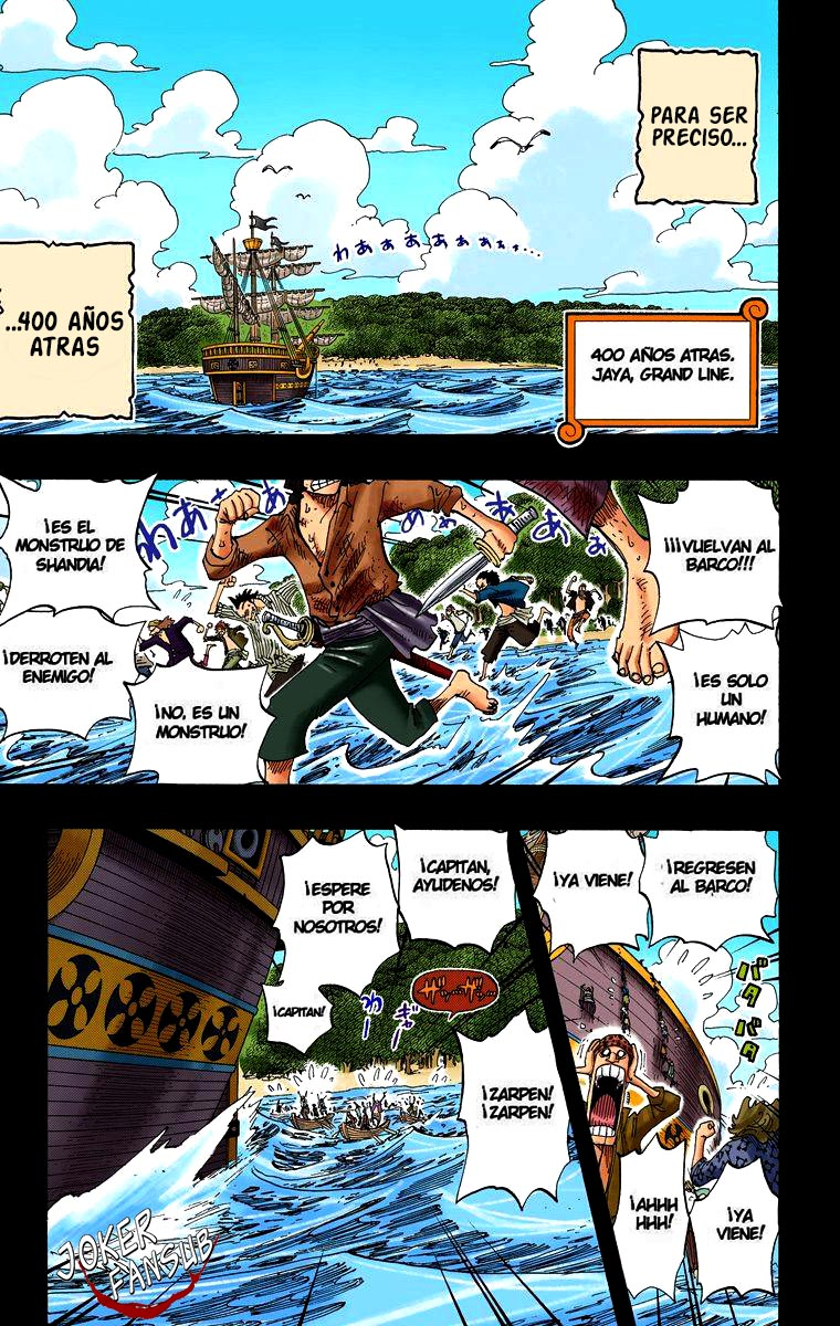 One Piece Manga 286-291 [Full Color] LKkljhon_o
