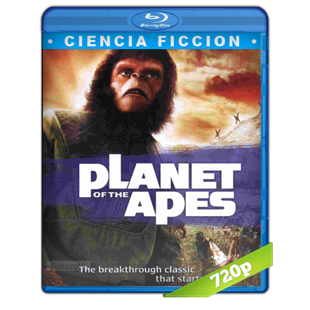 El Planeta De Los Simios (1968) BRRip 720p Audio Trial Latino-Castellano-Ingles 5.1