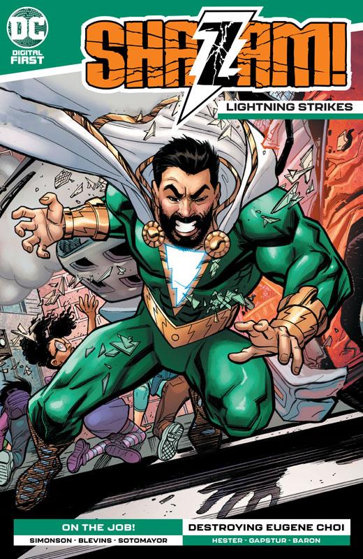SHAZAM! - Lightning Strikes #1-2 (2020)