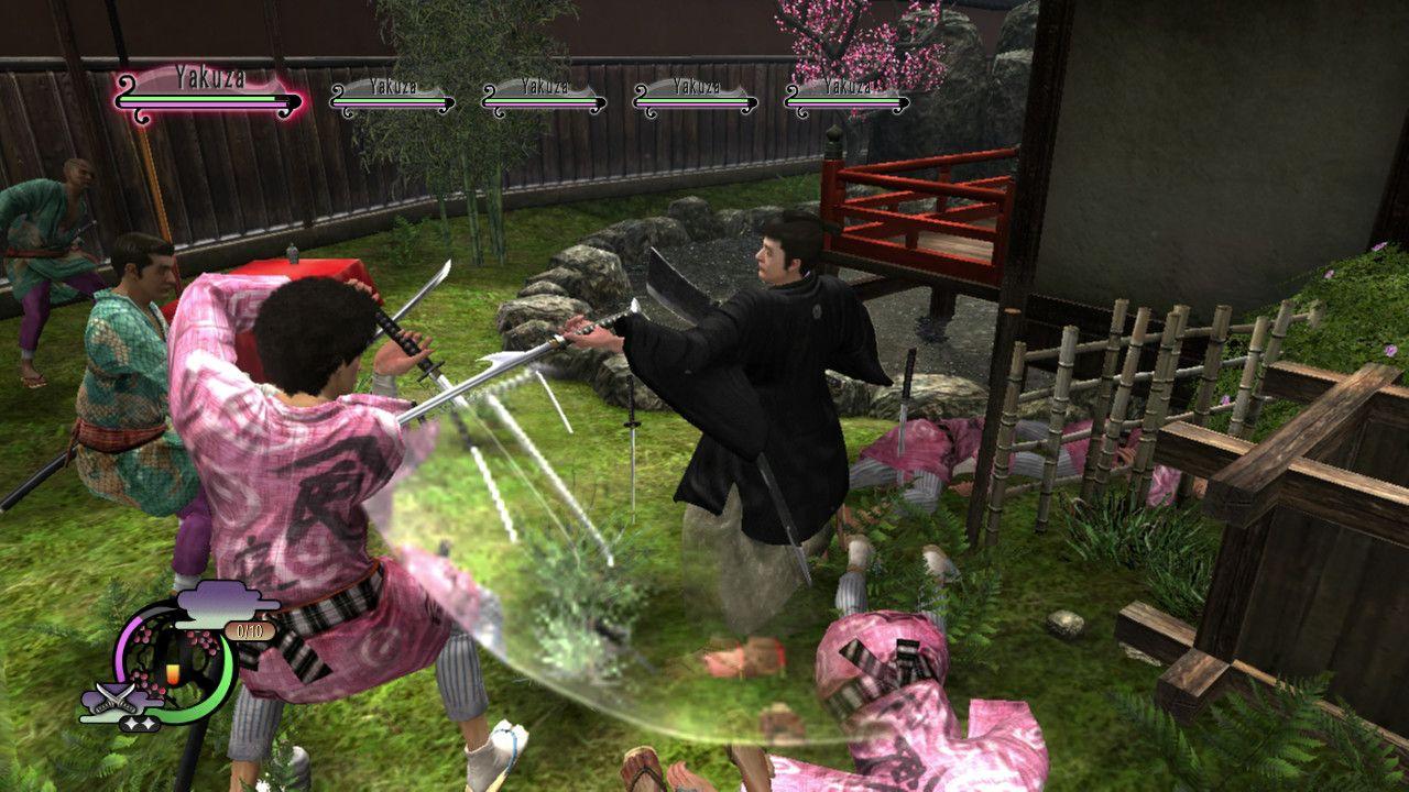 Way of the Samurai 4 + DLC Pack Captura 1