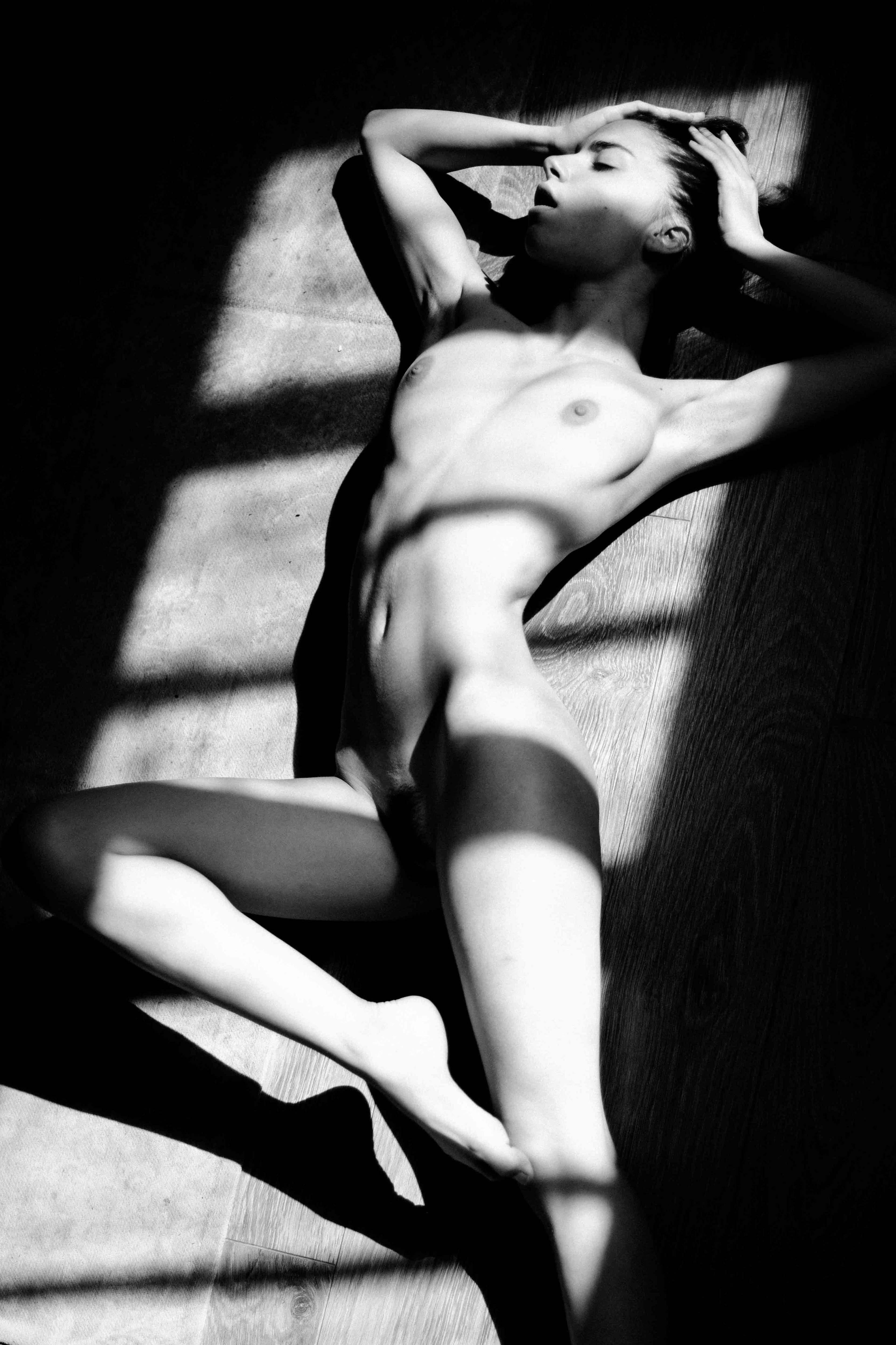 Affection / Rebecca Bagnol nude by Pier Gab