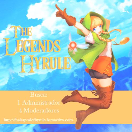 Busqueda de Staff y Diseñador/a {Zelda RP} PZf351aM_o