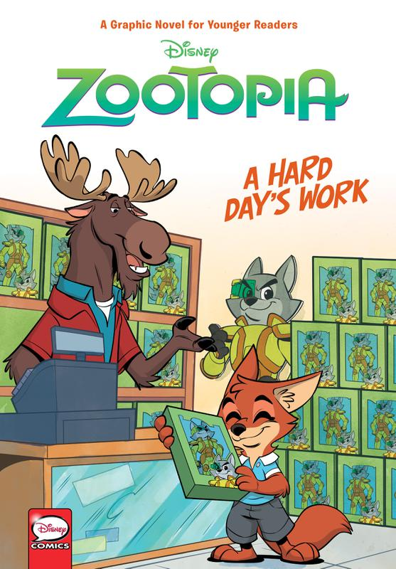 Zootopia - A Hard Day's Work (2019)